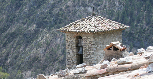 Un vieux clocher