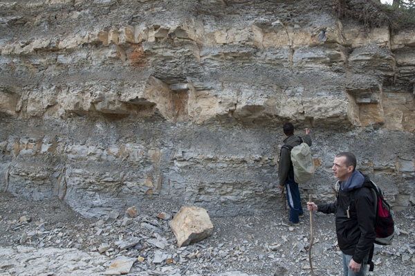 Un peu de géologie…