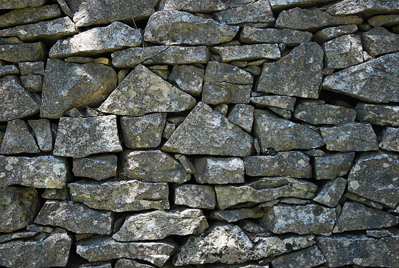 Bories et pierre sèche
