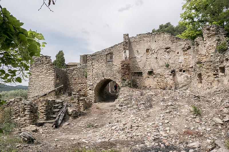 Un vieux village