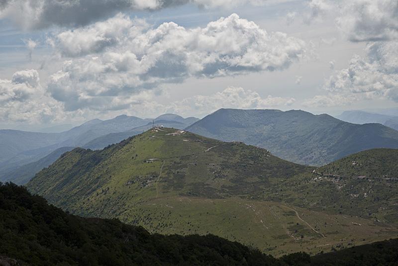 2016 - La montagne du Buc
