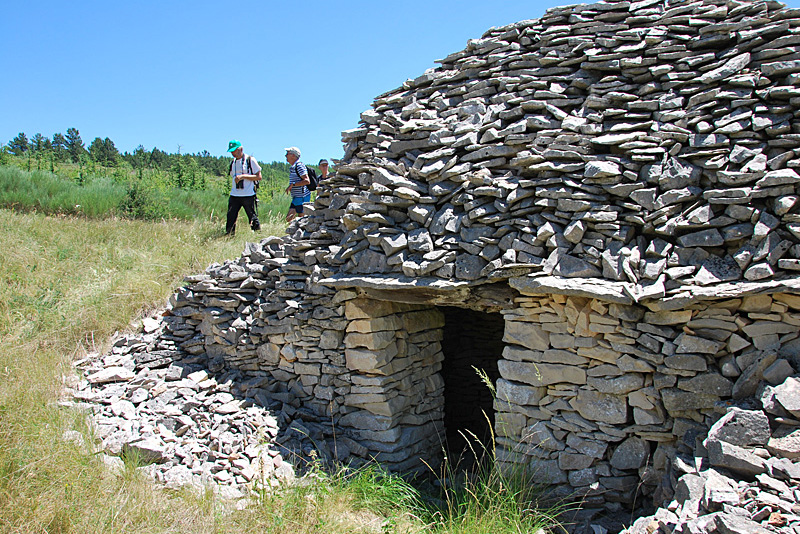 2017 - Bories et pierres sèches