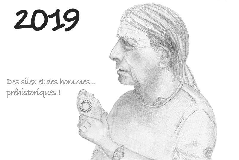 2019 - Pierre... notre guide ! (dessin Achem)